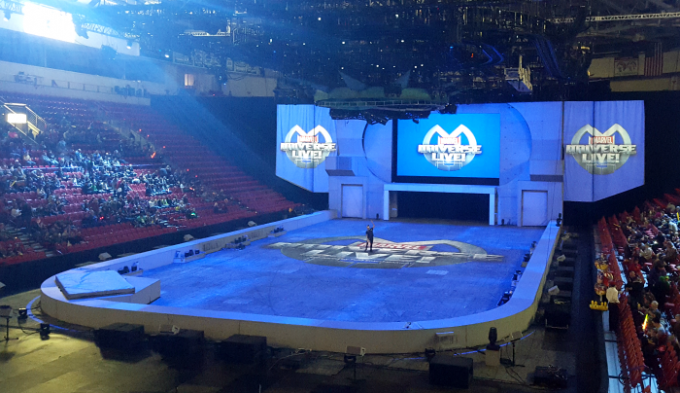 Marvel Universe Live! at FirstOntario Centre