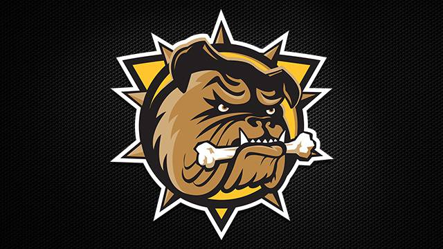 Hamilton Bulldogs vs. Barrie Colts at FirstOntario Centre
