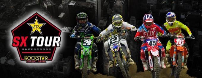 Rockstar Energy Supercross Tour - Round 4 at FirstOntario Centre