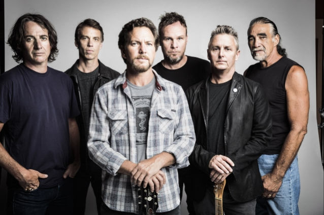 Pearl Jam at FirstOntario Centre