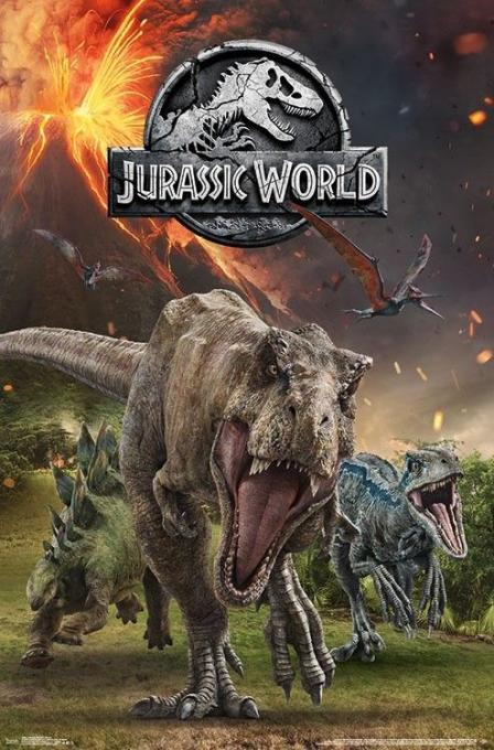 Jurassic World at FirstOntario Centre