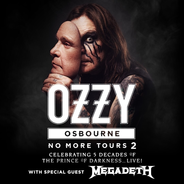 Ozzy Osbourne & Megadeth at FirstOntario Centre