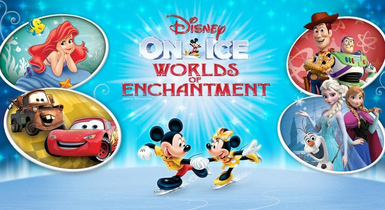 Disney On Ice: Worlds of Enchantment at FirstOntario Centre