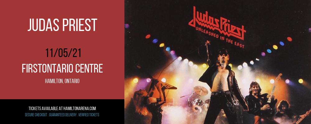 Judas Priest [POSTPONED] at FirstOntario Centre